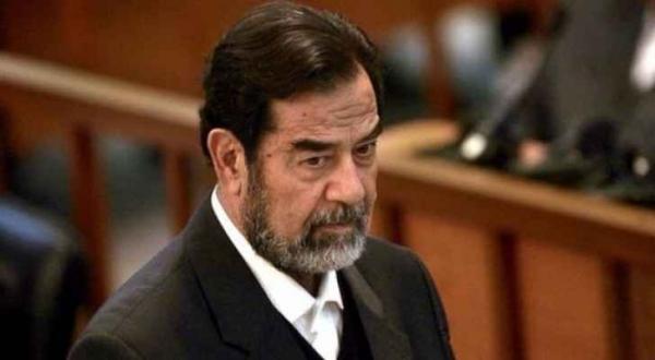 رغد صدام حسين المجيد  رغد صدام حسين عن ترشحها للانتخابات