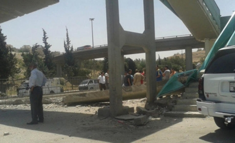مقتل خمس اردنيين اشتبكوا مع الجيش النظامي السوري